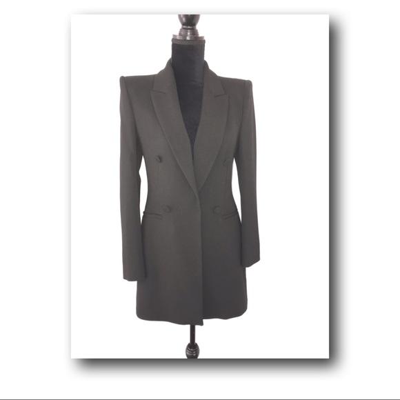 a46e056c Zara Jackets & Coats | Black Tailored Frock Coat | Poshmark